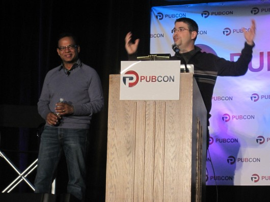Google hot topics & trends – PubCon keynote Matt Cutts