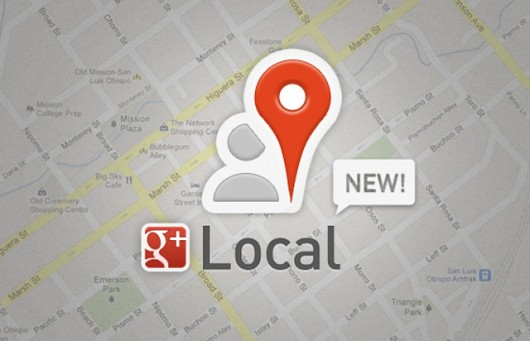 Bye bye Google Places; Hallo Google+ Local